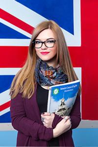 Елена Назаренко, преподаватель Number One Language Center