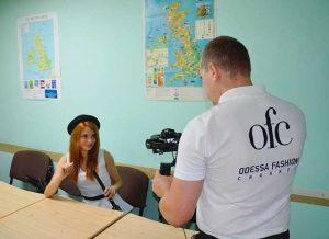 Odessa Fashion Channel в гостях у Number One